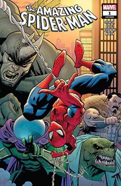 Spider-Man Paperback (2019) 01 SC (03/20)