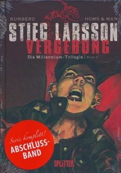 Stieg Larsson Millenium Buch Bd. 3: Vergebung