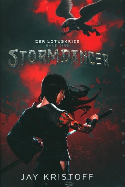 Kristoff, J.: Der Lotuskrieg 1 - Stormdancer HC