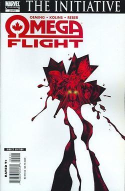 Omega Flight 1-5