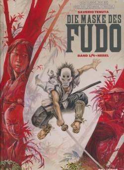 Die Legende der scharlachroten Wolken - Die Maske des Fudo 1