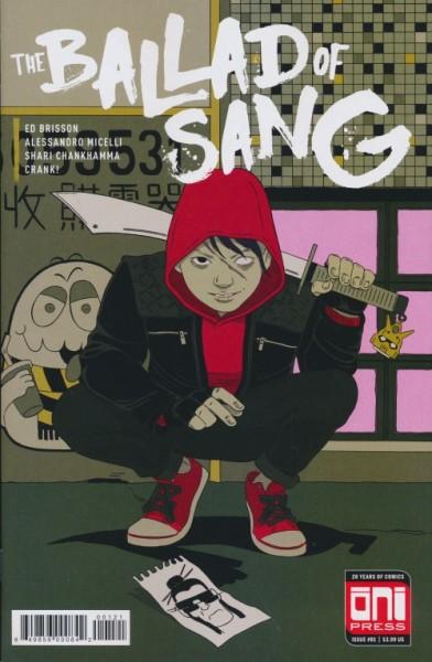 US: Ballad of Sang 01 Cover B