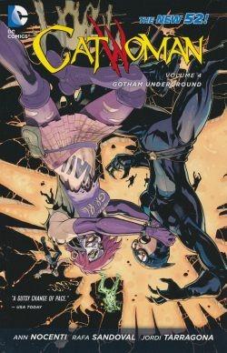 Catwoman (2011) Vol.4 Gotham Underground SC