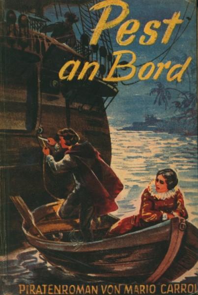 Carrol, Mario Leihbuch Pest an Bord (Hönne)