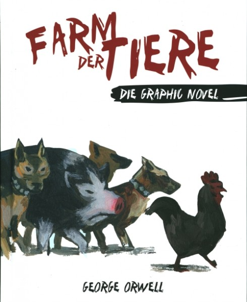 Die Farm der Tiere - Graphic Novel