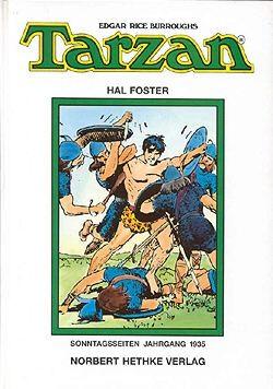 Tarzan Hardcover 1935