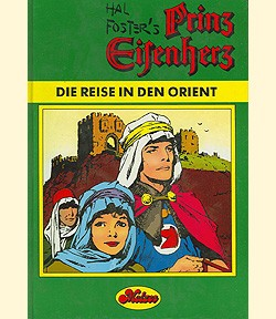 Prinz Eisenherz (Melzer, B., 1981-1983) Nr. 1-14 kpl. (Z1)