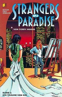Strangers in Paradise 02