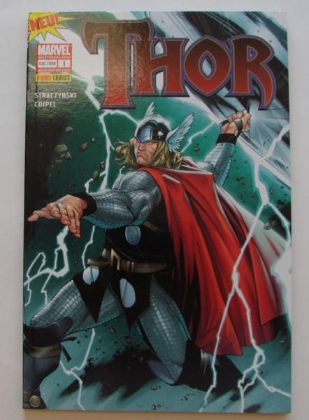 Thor (Panini, Br., 2008) Nr. 1-17 kpl. (Z1)