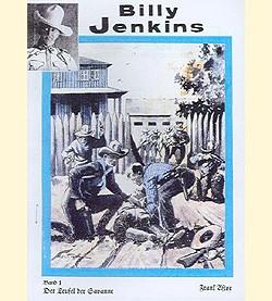 Billy Jenkins (Romanheftreprints, Vorkrieg) (Romanheftreprints, Vorkrieg)