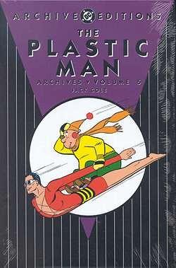 US: Plastic Man Archives Vol.5
