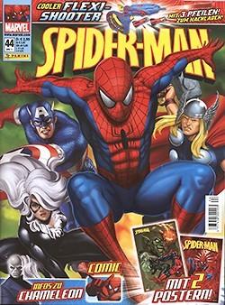 Spider-Man Magazin 44