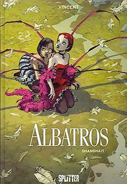 Albatros (Splitter, B.) Nr. 1-3 (neu)