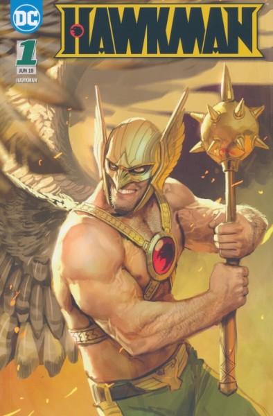 Hawkman 01 Variant