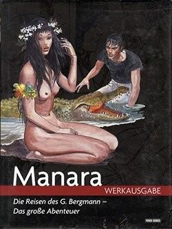 Milo Manara Werkausgabe 07