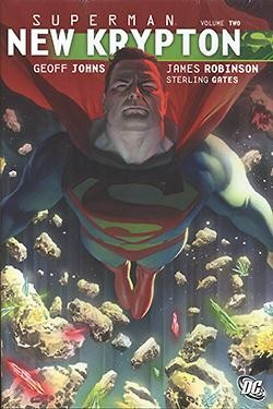 US: Superman New Krypton Vol.2 HC