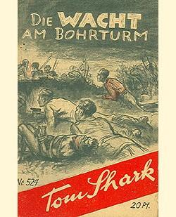 Tom Shark (Freya 1929-39, Vorkrieg) Nr. 501-553