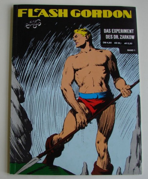 Flash Gordon (Pollischansky, Br.) Nr. 1-15 kpl. (Z1-2)