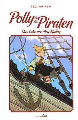 Polly & die Piraten (Eidalon, B.) Nr. 1-3 (neu)