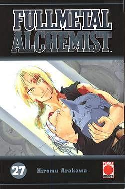 Fullmetal Alchemist 27