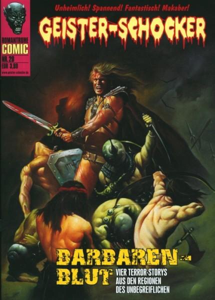 Geister-Schocker Comics 29