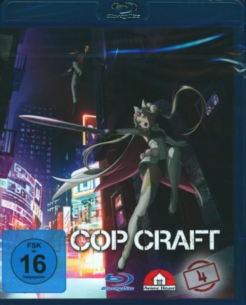 Cop Craft Vol. 4 Blu-ray