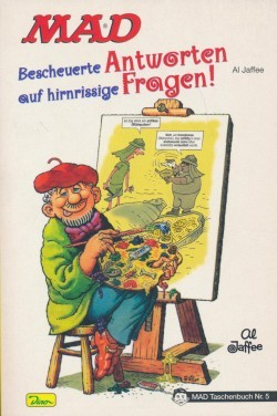 Mad Taschenbuch (Dino, Tb.) Nr. 1-6
