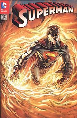 Superman 12 Variant