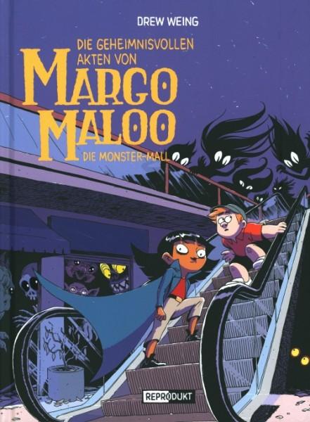 Die geheimnisvollen Akten von Margo Maloo 2