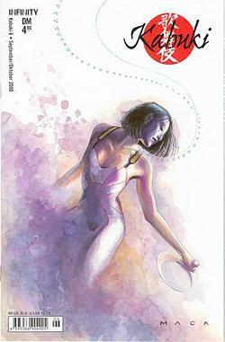 Kabuki Farbe 06