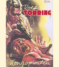 Rolf Torring Interlit (Romanheftreprints) Nr. 501-504