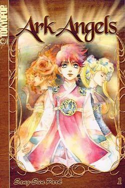Ark Angels (Tokyopop, Tb.) Nr. 1,2 (neu)