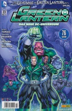 Green Lantern (2012) 23