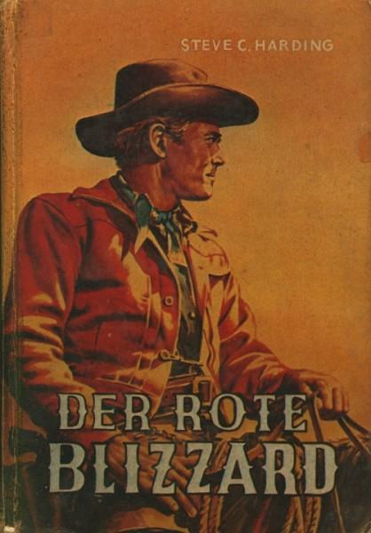 Harding, Steve C. Leihbuch Rote Blizzard (Rekord)