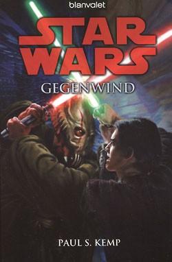Star Wars - Gegenwind (Blanvalet, Tb.) Einzelband (Z0-2)