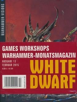 Warhammer: Visions 13