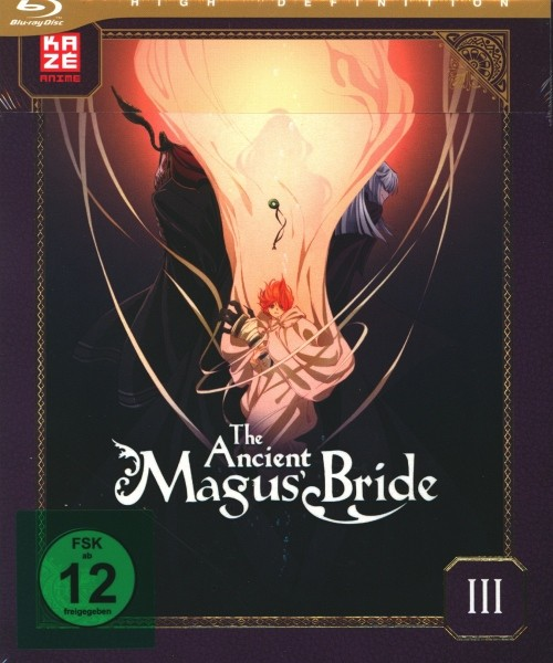 Ancient Magus Bride 3 Blu-ray