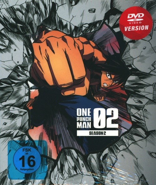 One Punch Man Staffel 2 Vol. 2 DVD