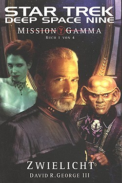 Star Trek (DS 9) 8.05: Mission Gamma - Zwielicht