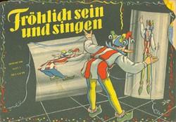 Frösi (Junge Welt, GbÜ.) Jhrg. 1956 Nr. 1-12