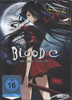 Blood-C - Die Serie Vol. 1 DVD