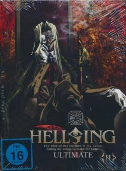 Hellsing Ultimate OVA Re-Cut DVD 02