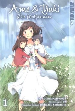 Ame & Yuki: Die Wolfskinder 1
