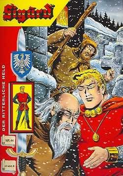 Sigurd 44 (Cover 4) limitiert