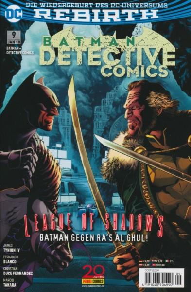 Batman Detective Comics (2017) 09