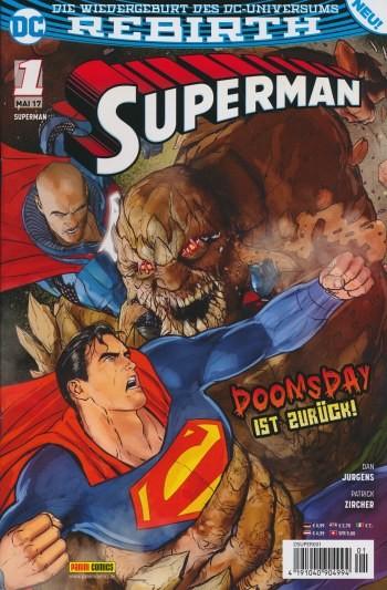 Superman (2017) 01
