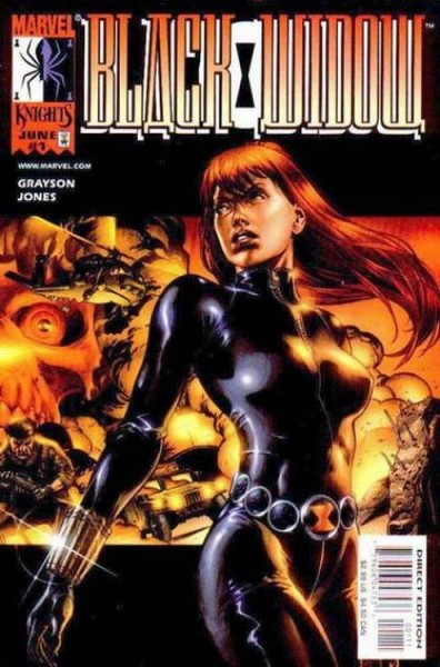 Marvel Knights: Black Widow SC (04/20)