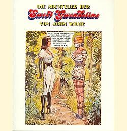 Abenteuer der Sweet Gwendoline (Widder Press, Br.) Neudruck Softcover