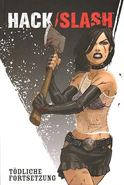 Hack/Slash (Crosscult, B.) Nr. 1,2