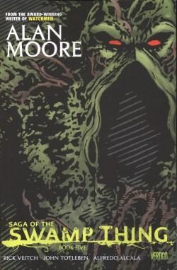 Saga of the Swamp Thing SC Book 5